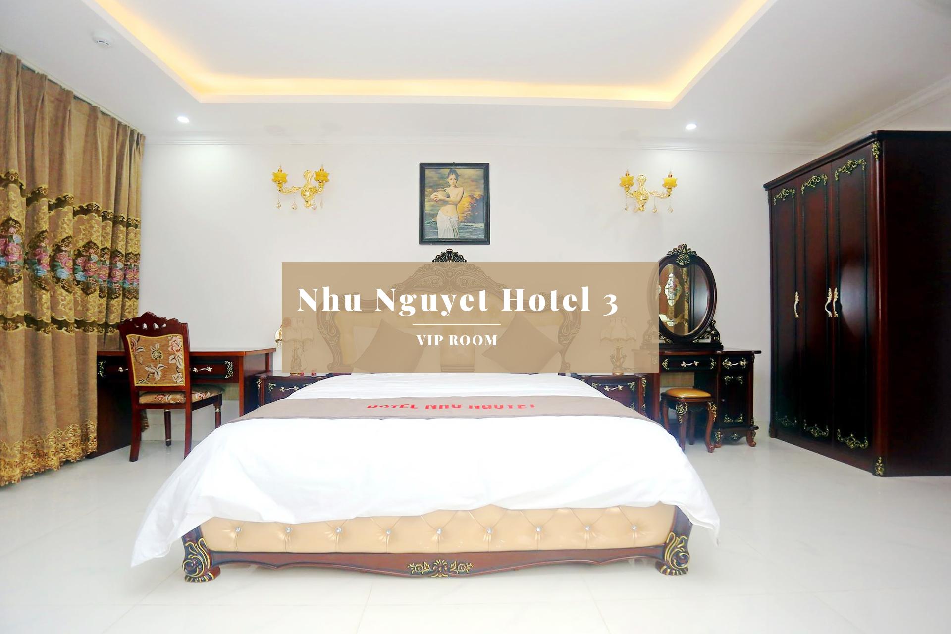 Phòng VIP | 01 Giường Đôi Lớn